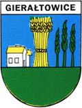 Herb sołectwa Gierałtowice
