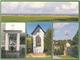 Przyszowice Panorama Przyszowic Nieistniejąca kapliczka św. Jana Nepomucena, Kapliczka z figurą św. Floriana przy ul. Polnej, Krzyż przy ul. Polnej