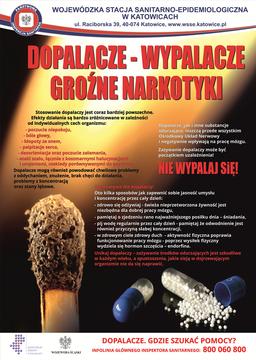 Plakat ŚPWIS - Dopalacze Wypalacze_S.png