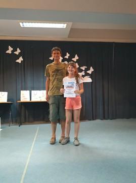 Galeria Wręczenie nagród w szkołach za Akcje Rowerowy Maj
