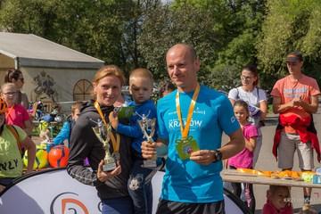 Galeria Bieg o Puchar Gminy Gierałtowice i Zawody rowerowe MTB