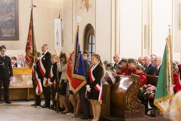 Galeria Obchody 80. rocznicy tragicznej śmierci księdza proboszcza Władysława Roboty
