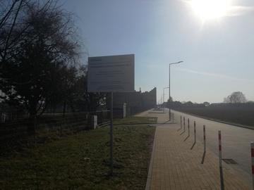 Galeria Układ drogowy ZSP w Paniówkach