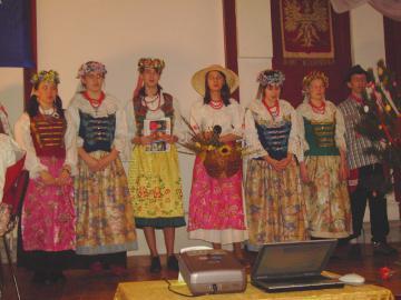 Zdjęcia z występu