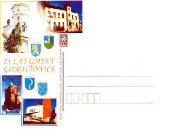 Pocztówka Gmina Gierałtowice