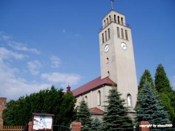 Chudów - Kościół Najświętszej Maryi Panny Królowej Aniołów