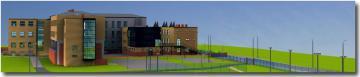 Galeria Wizualizacja Zespołu Szkolno Przedszkolnego w Gierałtowicach