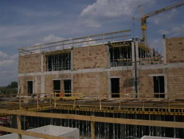 Budowa Basenu w Paniówkach