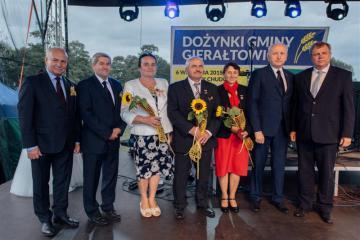 Galeria Dożynki Gminy Gierałtowice w Chudowie 2015r..